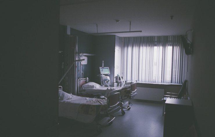 Dany Rambles Hospital Room